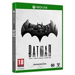 Xbox1 Batman Telltale Series Pre-owned