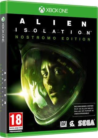 Xbox 1 Alien Isolation Nostromo Edition Pre-owned