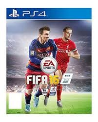Ps4 Fifa 16 Pre-owned