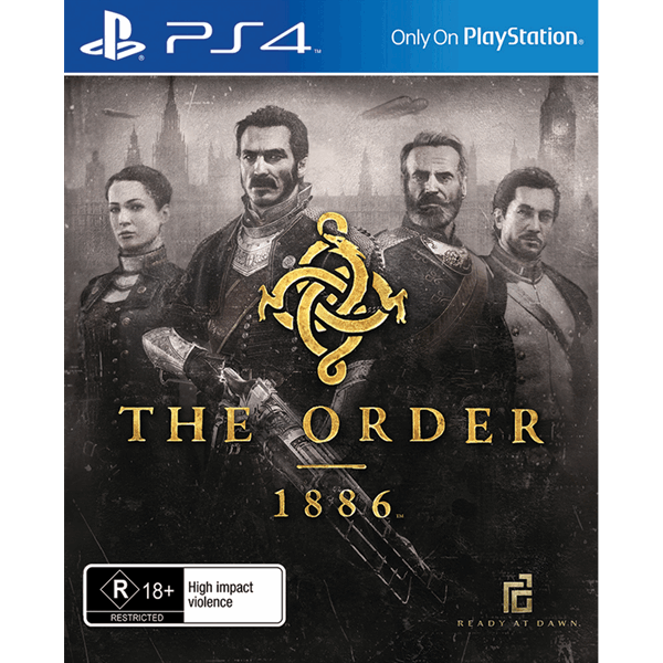 Ps4 The Order 1886 Pre-owned