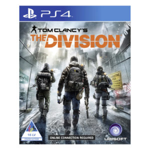 Ps4 The Division Pre-owned