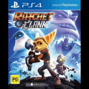 Ps4 Ratchet & Clank Pre-owned