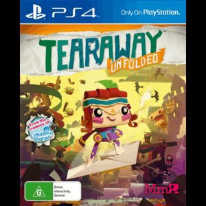 Ps4 Tear Away Unfolded Pre-owned