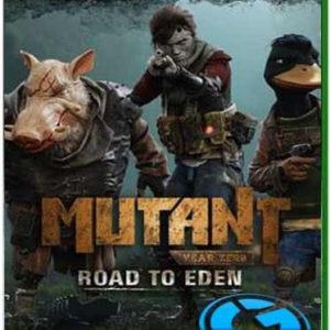 XB1 Mutant Year Zero Road to Eden