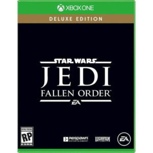 XB1 Star Wars Jedi: Fallen Order Deluxe Edition
