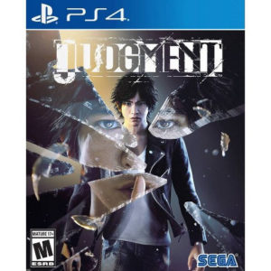 PS4 JUDGEMENT DAY ONE EDT