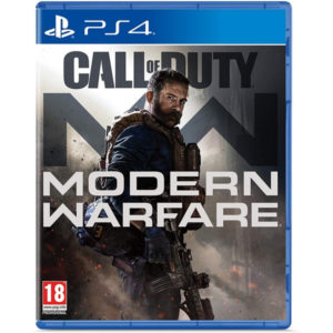 PS4 CALL OF DUTY MW