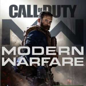 XB1 CALL OF DUTY MODERN WARFARE