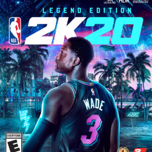 Xbox One NBA 2K20 Legend Edition