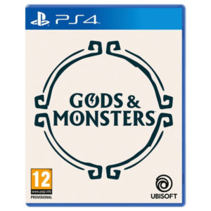 PS4 GODS & MONSTERS ENG EXP