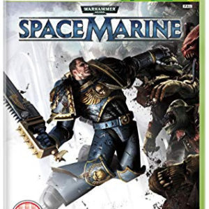 Used xbox 360 Space Marine