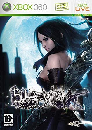Used xbox 360 Bullet Witch