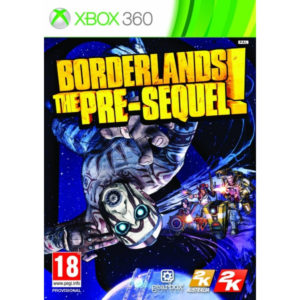 Xbox 360 Borderlands The Pre-sequel Pre-owned