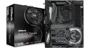 ASRock X470 Taichi Ultimate AM4 AMD Ryzen 3000 Series CPU Ready ATX AMD Motherboard