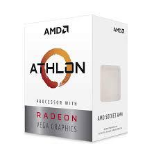AMD Athlon 200GE 2C/4T 3.2G 4MB Cache Vega 3 Graphics YD200GC6FBBOX