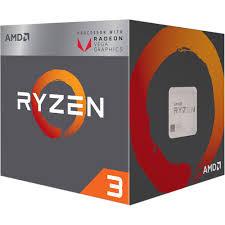 AMD Ryzen 3 2200G 3.5GHz Processor YD2200C5FBBOX